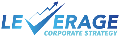 Leverage Corporate Strategy logo
