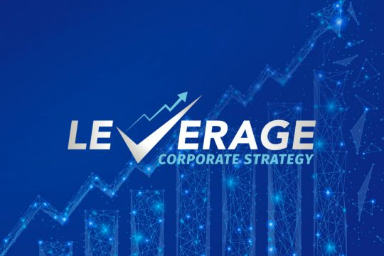 Leverage Corporate Strategy brand identity