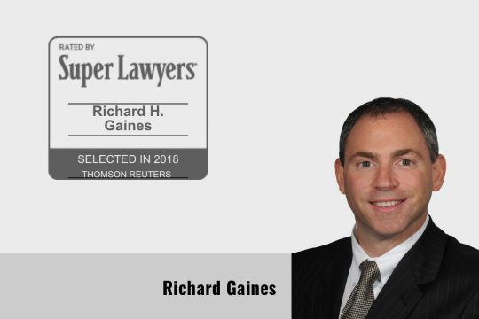 Richard Gaines Florida Super Lawyer